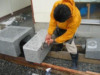 墓石クリーニング2